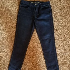 American Eagle stretch jegging size 10